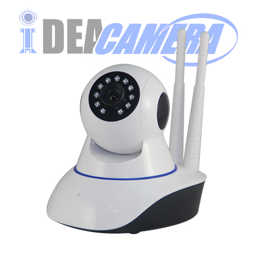 YOOSEE App Double Antenna 1.3MP  WIFI Robot IP Camera  Support  433 Alarm