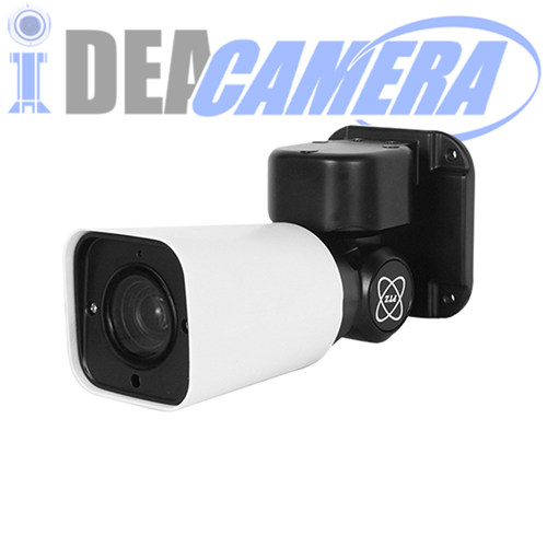 2MP 4IN1 MINI PTZ Bullet Camera with OSD Menu, 4X 2.8-12mm Auto Focus Lens, AHD/CVI/TVI/CVBS 4IN1