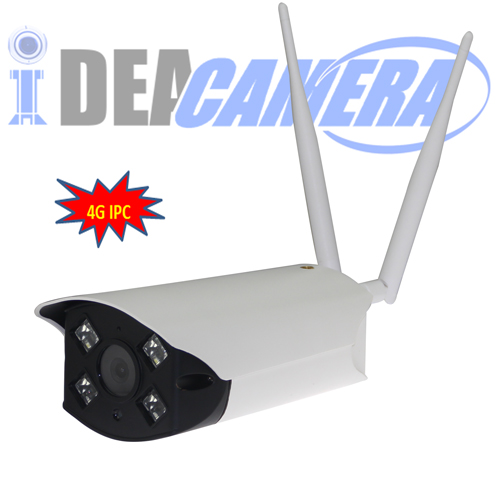 4G LTE TDD IP Camera,1080P@30fps, Manniu App,Tri-Stream,Lightning Connect, One Key Setting Into 4G