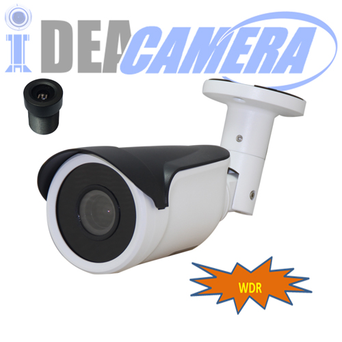 WDR IP Camera,2MP H.265 Outdoor IP Camera,VSS Mobile App,POE Optional,P2P