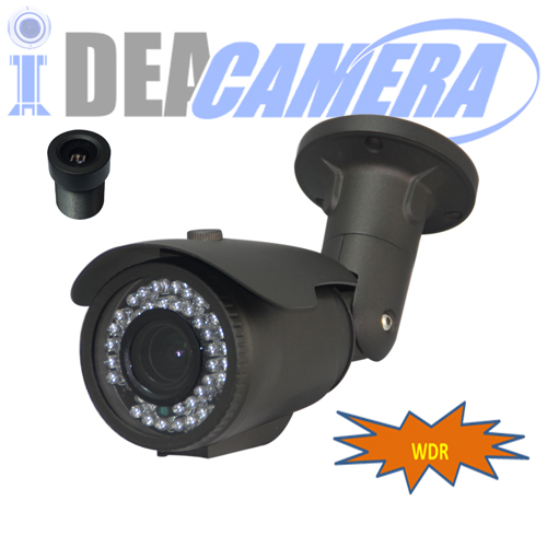 WDR IP Camera,H.265 2MP Outddor IP Camera,VSS Mobile App,POE optional,P2P