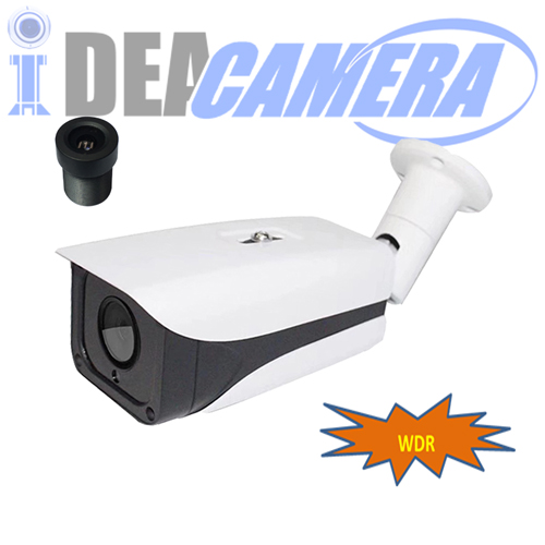 WDR IP Camera,Day&night color,H.265 2MP Bullet Camera,VSS Mobile APP,POE optional