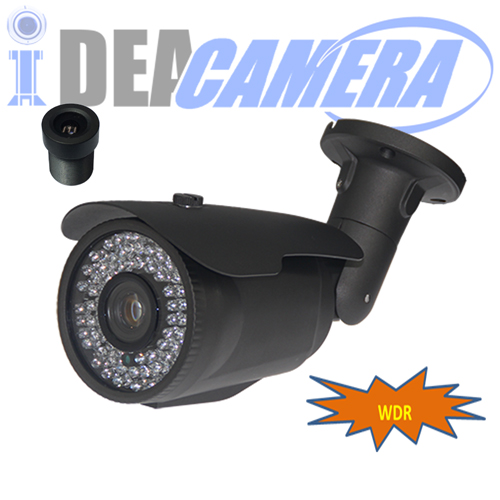 WDR IP Camera,H.265 2MP Bullet Camera,Day&night color,VSS Mobile App,P2P