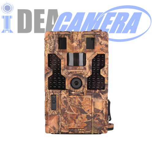 1080P Video Hunting Trail Camera,20MP Image Shooting,SD Card Local Storage,Waterproof IP55